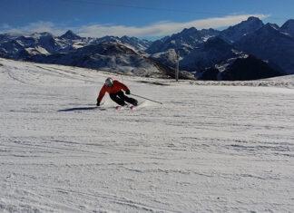 urlopie na nartach