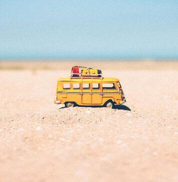 Wynajem busa na wakacje